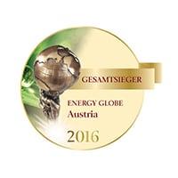 Energy Globe 2016