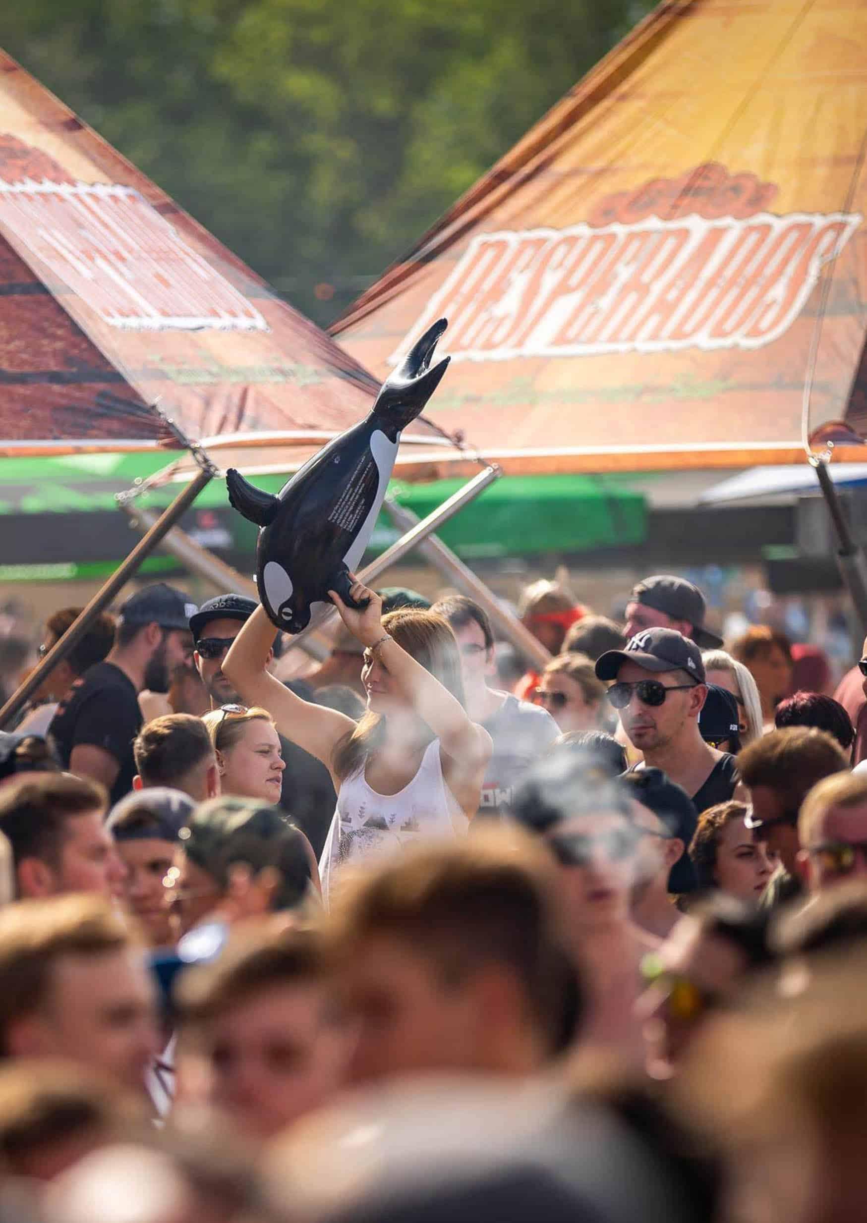 Menschen-Festival